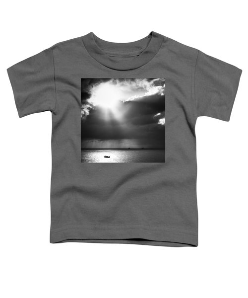 Lonely At Sea Toddler T-Shirt