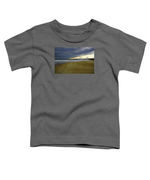 Lonely Beach Toddler T-Shirt