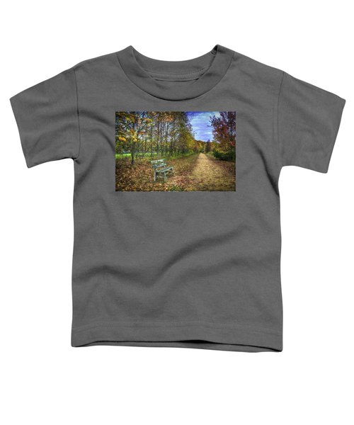 Lonely Chair Toddler T-Shirt