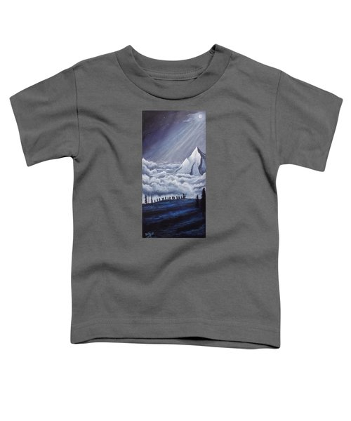 Lonely Mountain Toddler T-Shirt