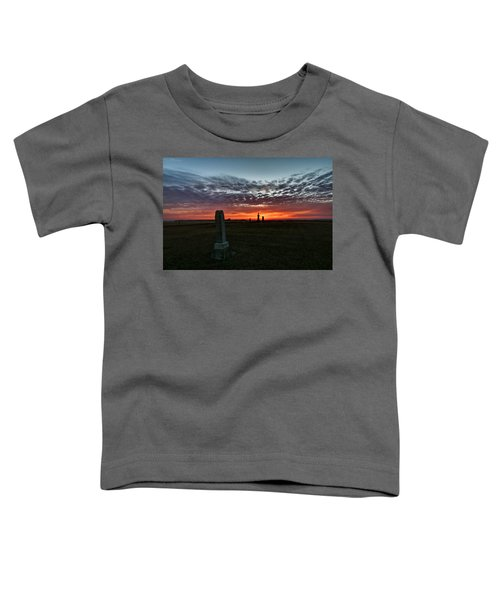 Lonely Sunset Toddler T-Shirt