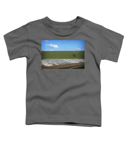 Lonely Tree Toddler T-Shirt