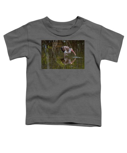 Long-billed Curlew - Male Toddler T-Shirt