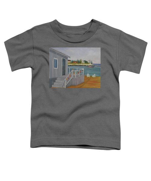 Long Cove View Toddler T-Shirt
