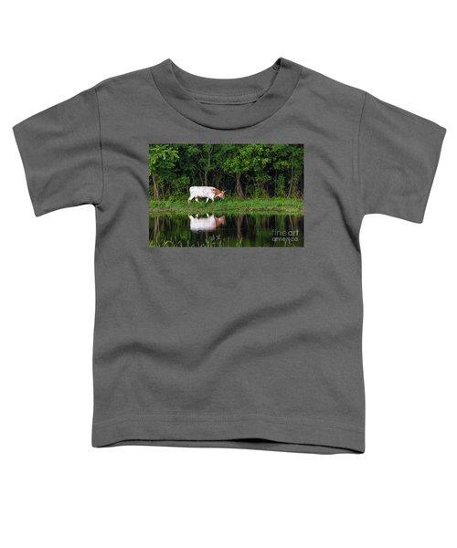 Longhorn #2 Toddler T-Shirt