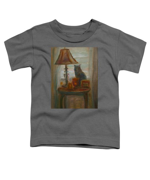 Longing- A Not-so-stillife Toddler T-Shirt