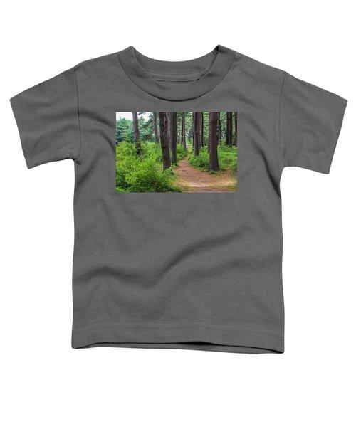Look Park Nature Path Toddler T-Shirt