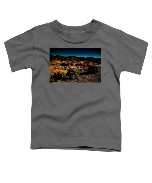 Looking Across The Hills Toddler T-Shirt