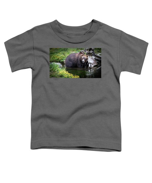 Looking For Dinner Toddler T-Shirt
