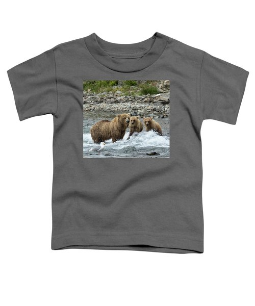 Looking For Sockeye Salmon Toddler T-Shirt