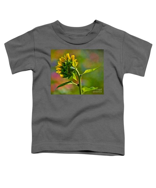 Looking For The Sun Toddler T-Shirt