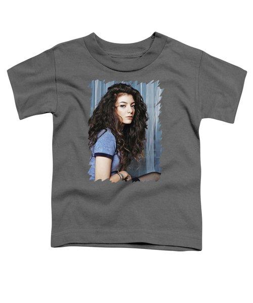 Lorde Toddler T-Shirt