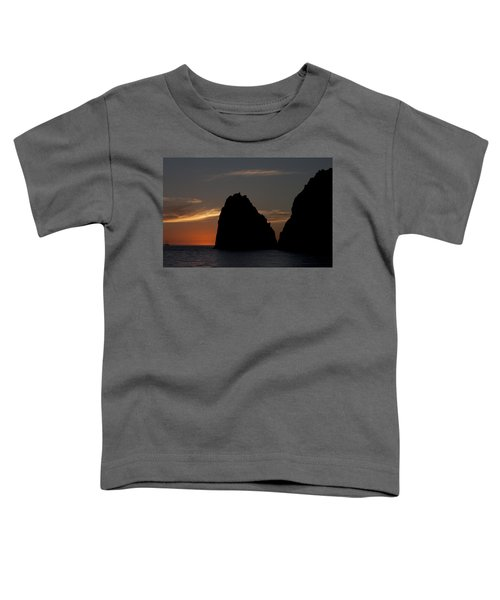 Los Cabos Sunset Toddler T-Shirt