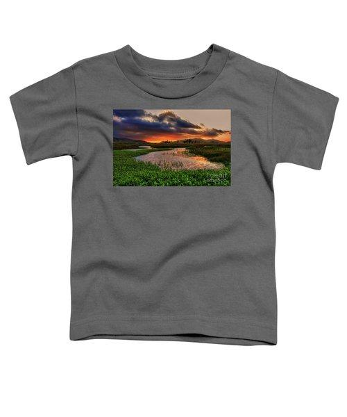 Los Osos Valley Toddler T-Shirt