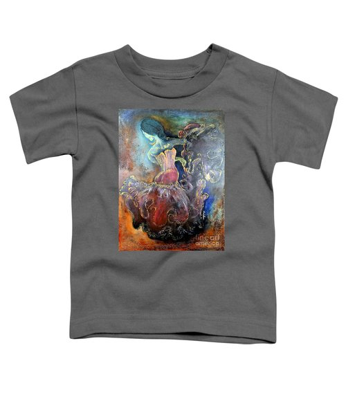 Lost In The Motion Toddler T-Shirt
