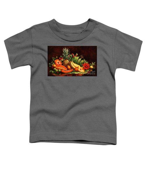 Lots Of Fruit Toddler T-Shirt