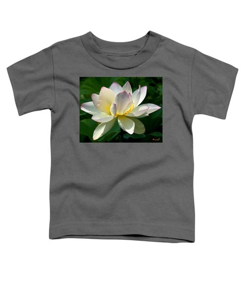 Lotus Beauty--disheveled Dl061 Toddler T-Shirt