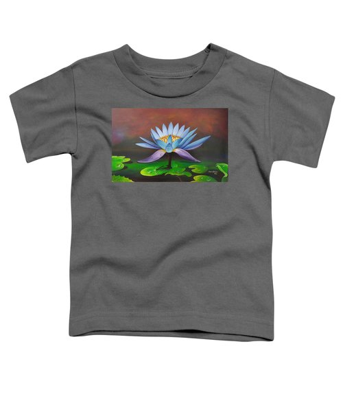 Lotus Blossom Toddler T-Shirt