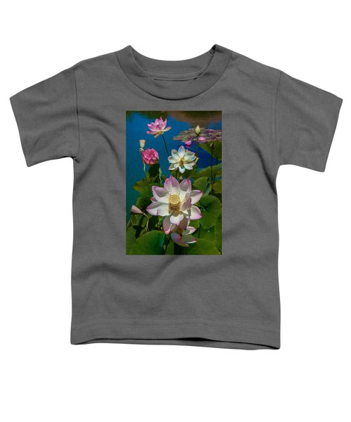 Lotus Pool Toddler T-Shirt