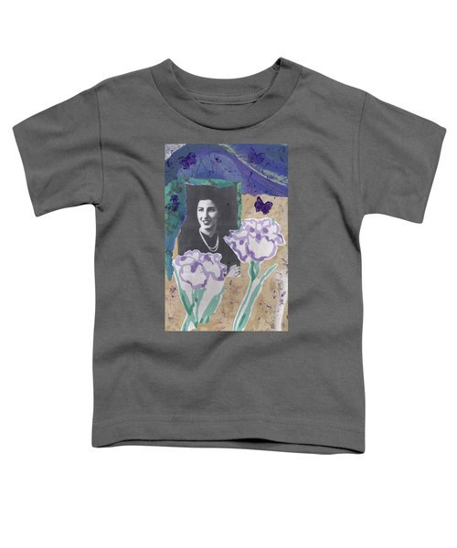 Louise In Boston 1944 In Memory Of My Mother Toddler T-Shirt