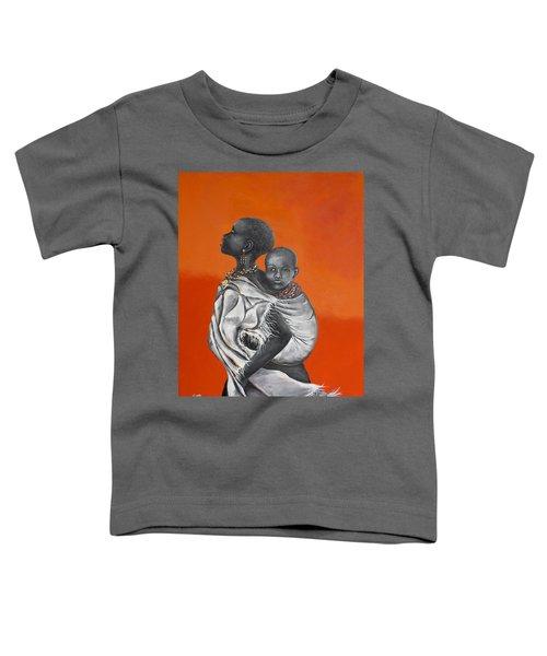 Love Carries Toddler T-Shirt