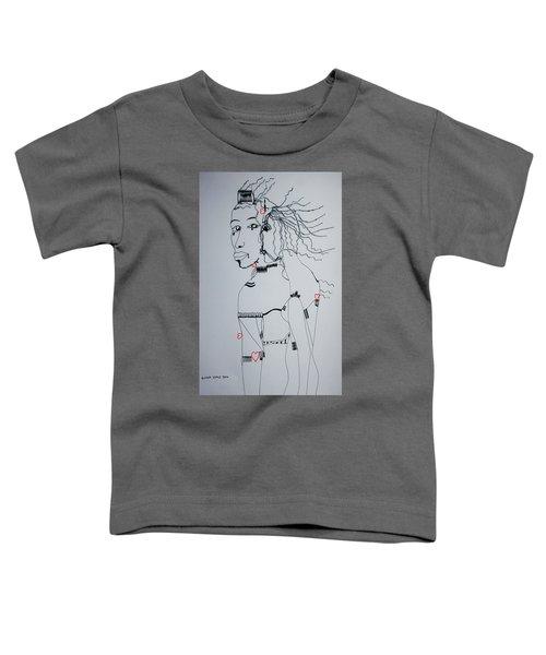 Love Is A Heartt Toddler T-Shirt