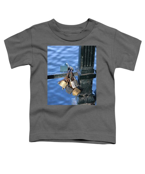 Love Lock Toddler T-Shirt