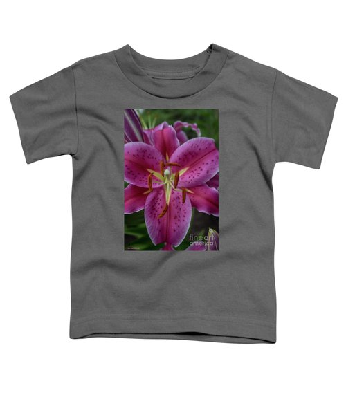 Lovely Lily Toddler T-Shirt