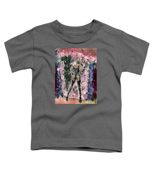 Lovely Silhouette Toddler T-Shirt