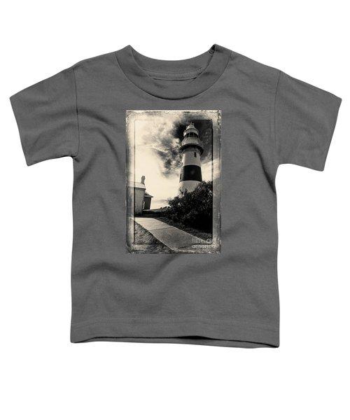 Low Head Lighthouse Toddler T-Shirt