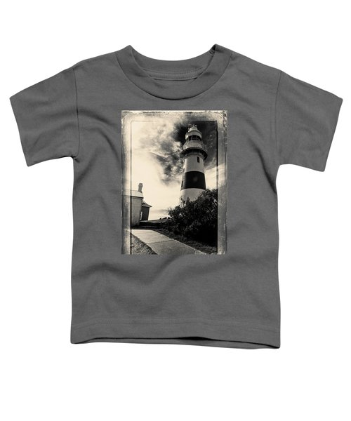 Low Head Lighthouse Toddler T-Shirt