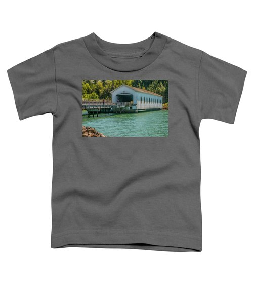 Lowell Covered Bridge Toddler T-Shirt