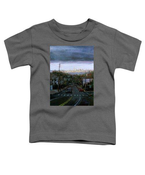Lower Manhattan 2002 Toddler T-Shirt