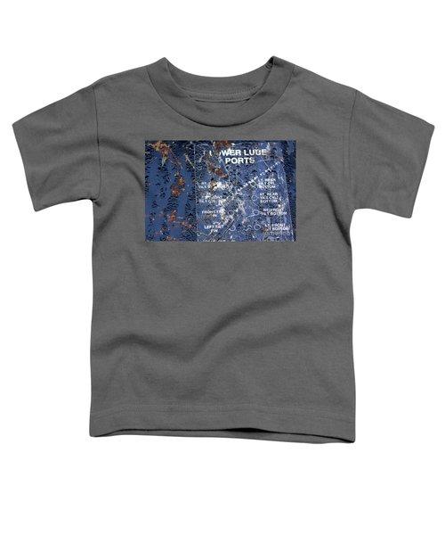 Lube Port Toddler T-Shirt