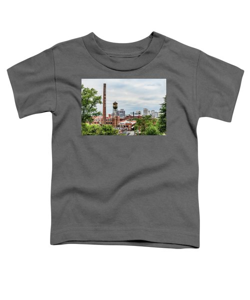 Lucky Skyline Toddler T-Shirt