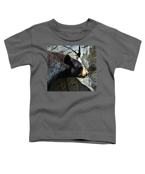 Lumbering Bear Toddler T-Shirt