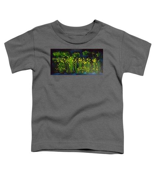 Lumonious Buds     17 Toddler T-Shirt