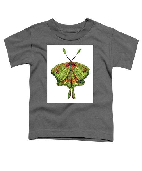 Luna Moth Toddler T-Shirt
