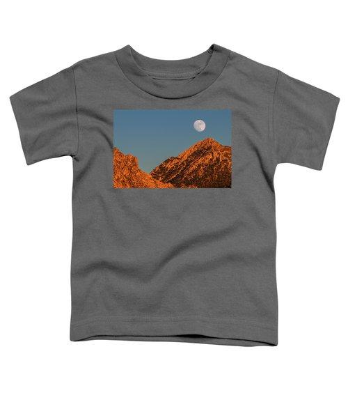 Lunar Sunset Toddler T-Shirt