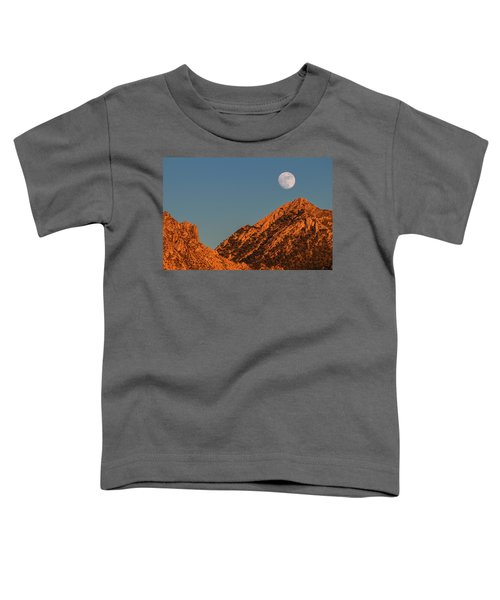Lunar Sunset Toddler T-Shirt
