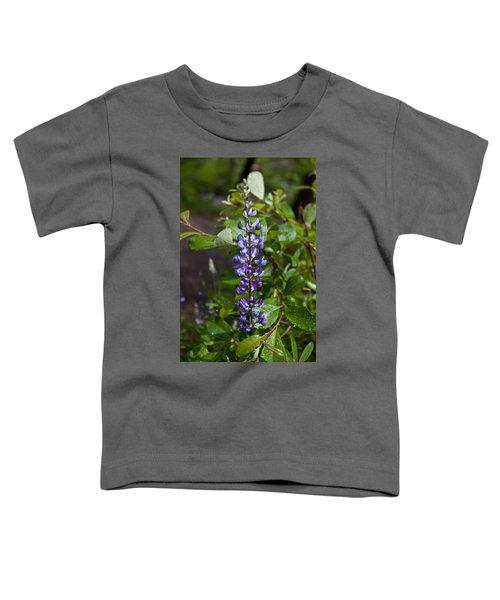 Lupine Toddler T-Shirt
