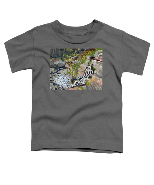 Lyn Hairpin Toddler T-Shirt