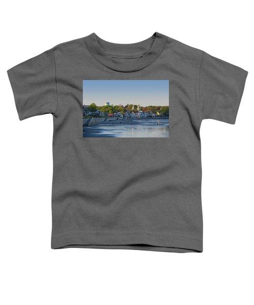 Lynn Waterfront Swampscott Water Tower Lynn Ma Toddler T-Shirt