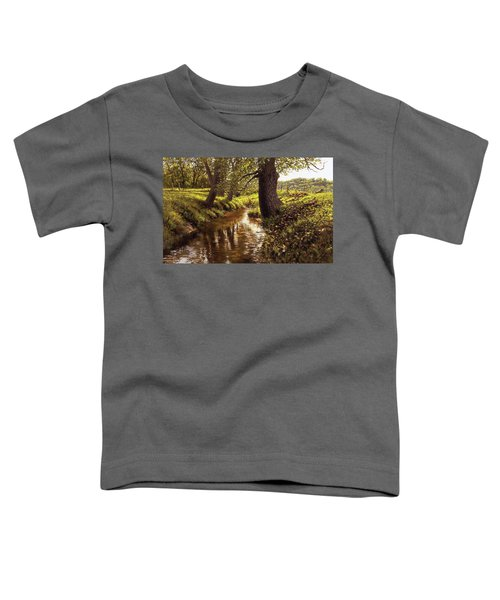 Lyon Valley Creek Toddler T-Shirt