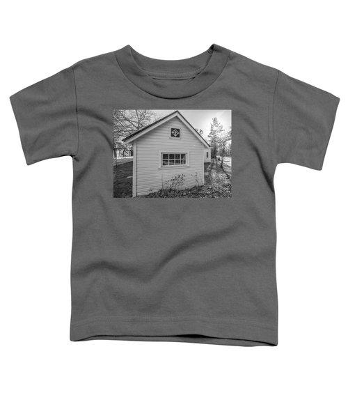 M22 Shed Toddler T-Shirt