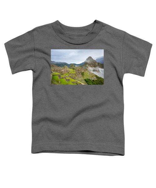 Machu Picchu. Toddler T-Shirt
