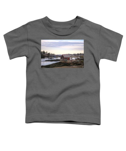 Mackerel Cove Toddler T-Shirt
