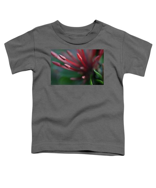Macro Bloom - 0015 Toddler T-Shirt