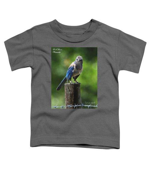 Mad Bird Toddler T-Shirt