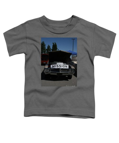 Made In The Mission Toddler T-Shirt